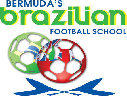 Bermuda's Brazilian Football School (BBFS) logo