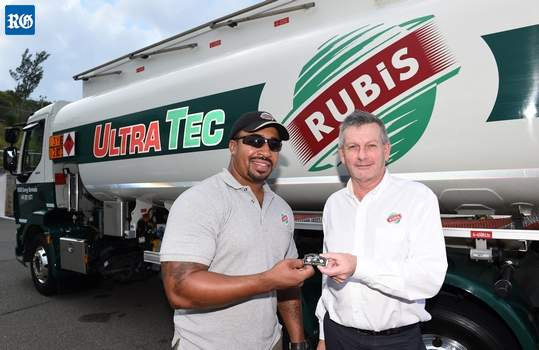 RUBiS take lead role in Drive for Change