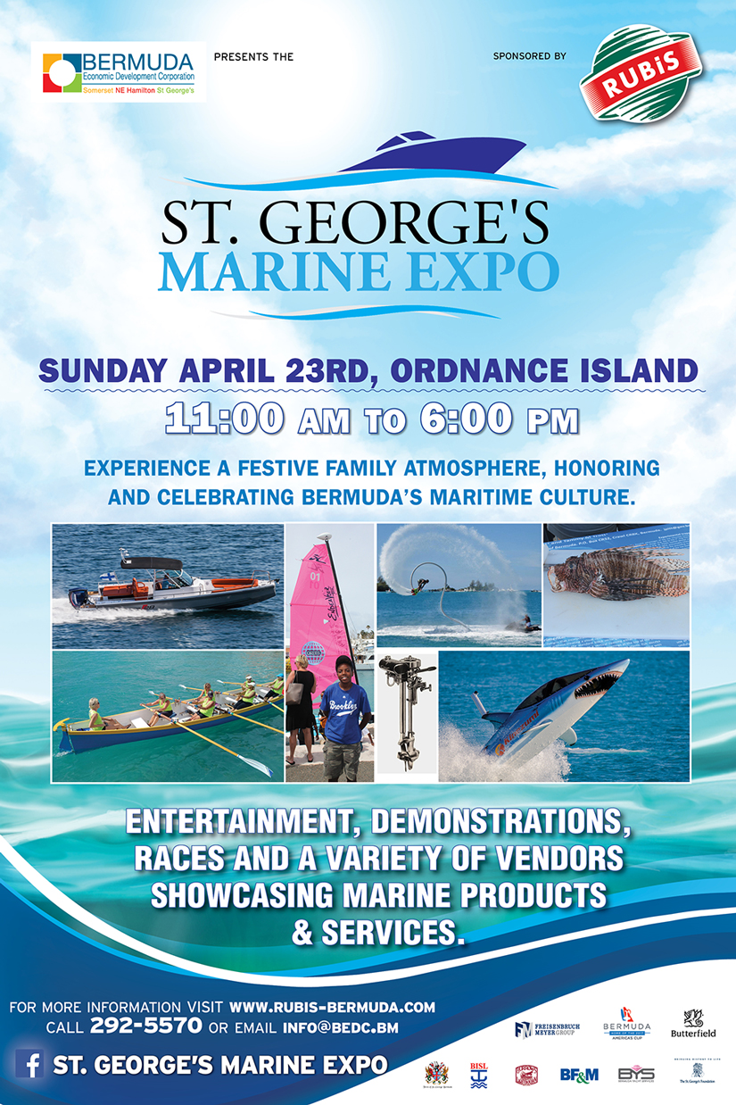 ST Georges Marine Expo