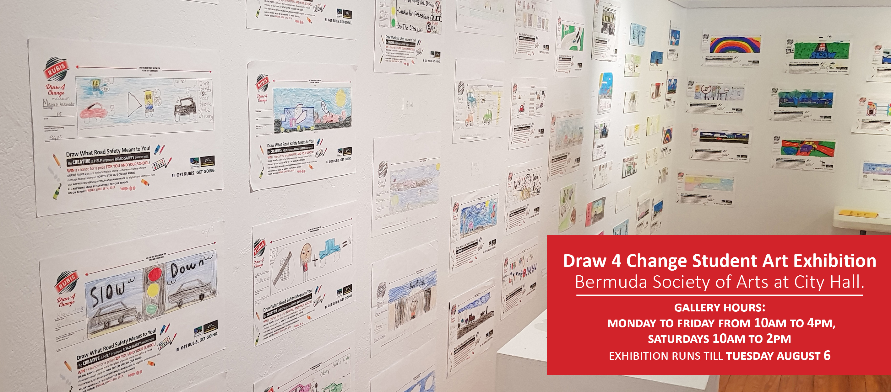 Draw 4 Chnge St Art Exhib
